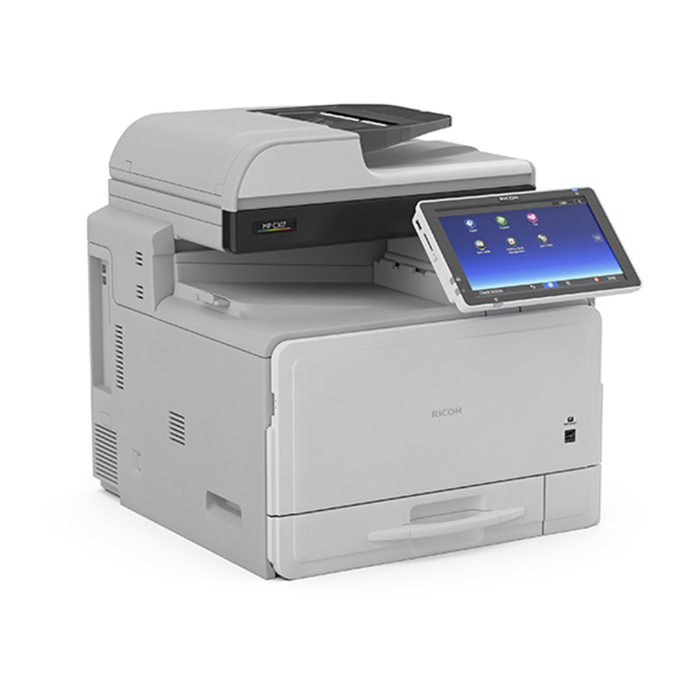 Ricoh MPC307SP - True Copy Machines & Service Solutions Dublin