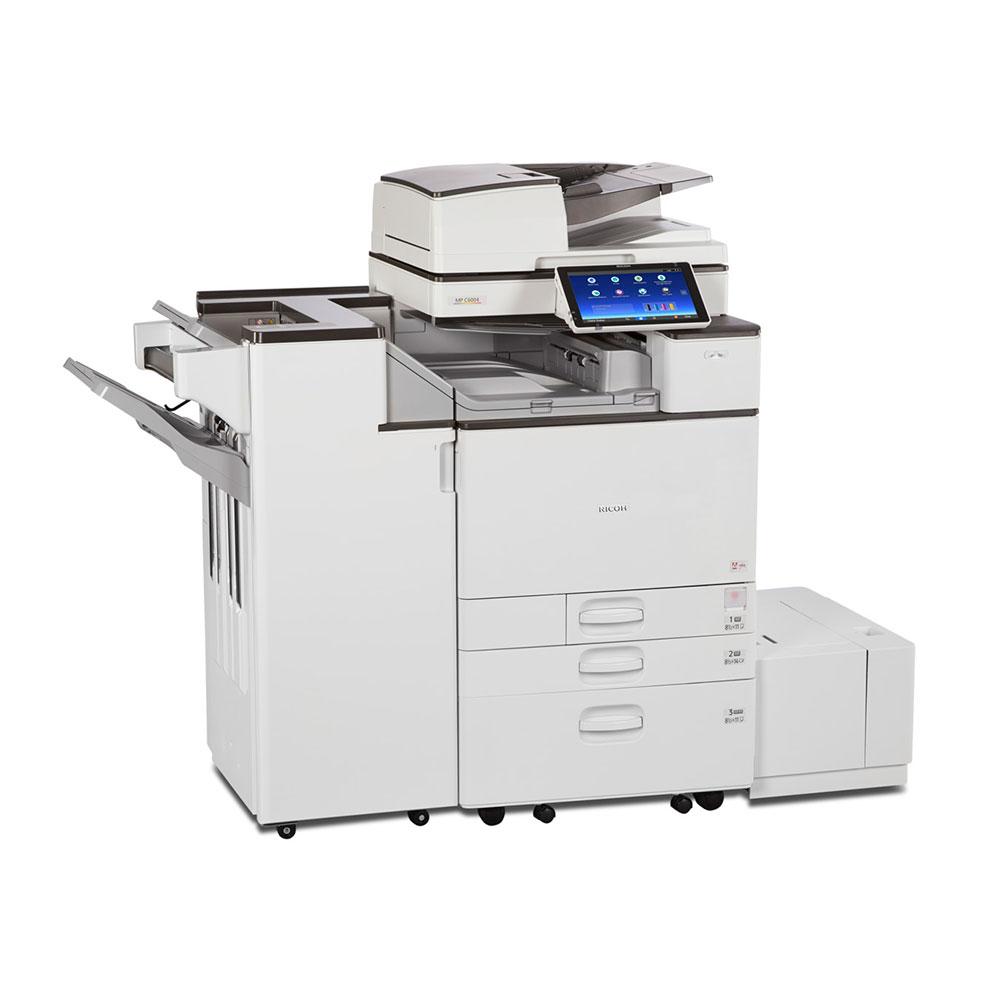 Ricoh MP C5504 - True Copy Machines & Service Solutions Dublin